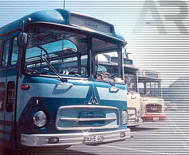 ARTAL´s erster Bus