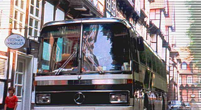 ARTAL-Ausflugsbus